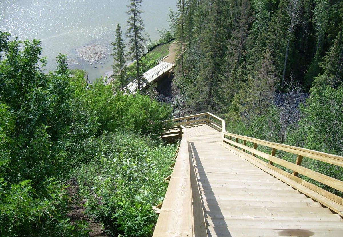 Patricia Ravine Trail, Edmonton